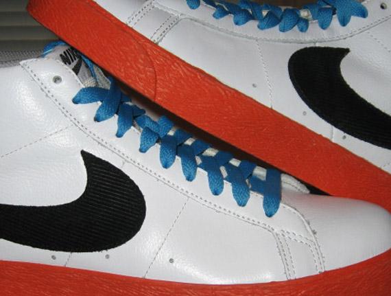 Ben G x Nike SB Blazer High Unreleased Sample