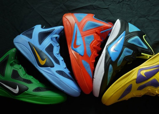 Nike Zoom Hyperfuse 2011 PE Preview