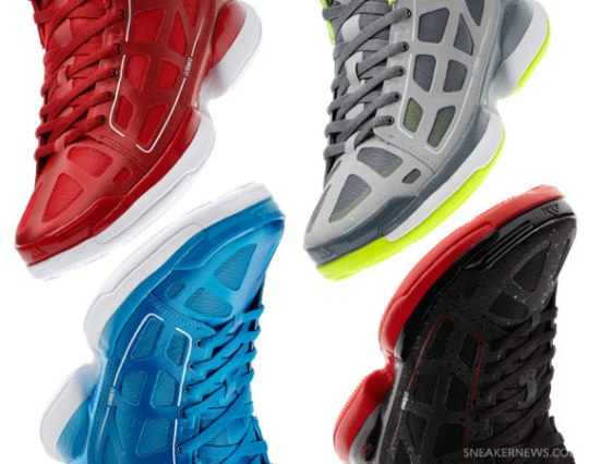 adidas Crazy Light – Summer 2011 Colorways Available