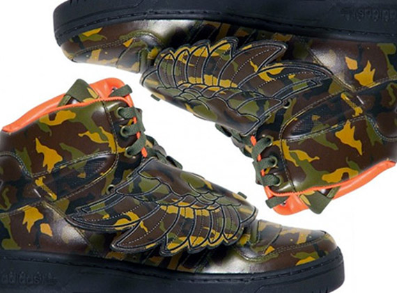 online retailer f23ad a5b56 The ongoing Jeremy Scott x adidas ...