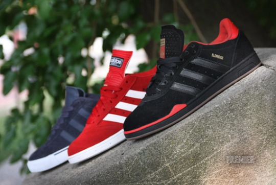 adidas Skate June 2011 Releases @ Premier