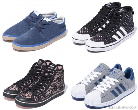 Some sneakerheads ...