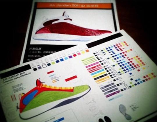 Air Jordan 2011 Headed to Nike iD
