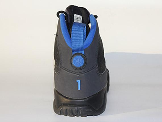 best sneakers 6b3fa 38a93 Air Jordan IX - Penny Hardaway Magic Away PE - SneakerNews.com