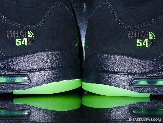 Air Jordan 5 Quai 54 Negro Renacer Ebay Hkbys1