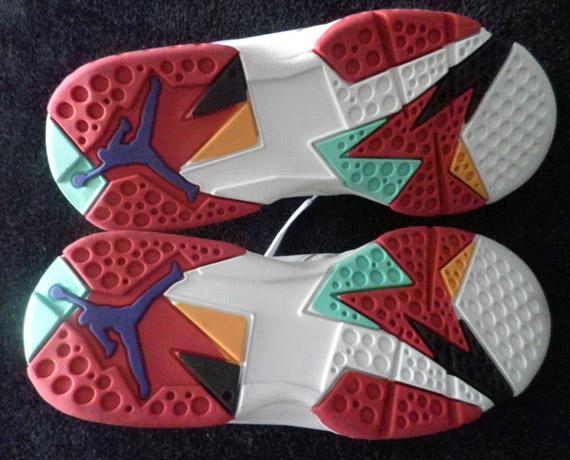 Luft Jordan 7 Hare Ebay Usa omUamMm