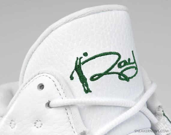 6333b77b7263 Air Jordan XIII Ray Allen PE - Release Date - SneakerNews.com