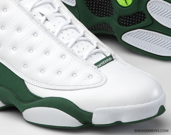 9e059b4c282 Air Jordan XIII Ray Allen PE 07 16 11. Release date changed  7 23 2011.  show comments