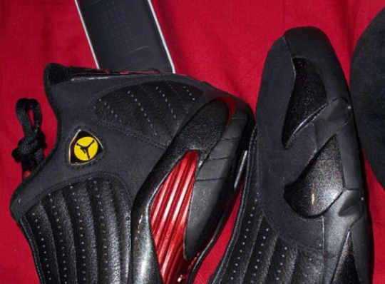 Air Jordan XIV 'Last Shot' – OG Pair on eBay