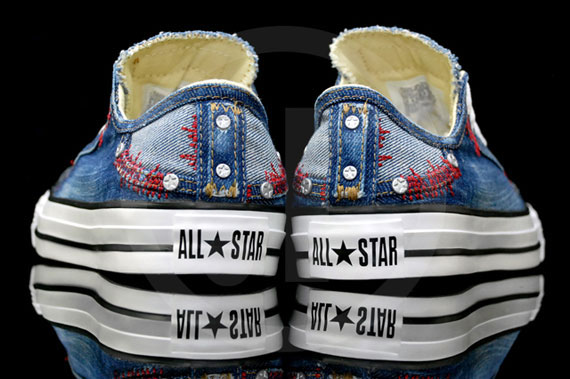 50e0b1e2700 Converse Chuck Taylor All Star OX - Denim Pack - SneakerNews.com