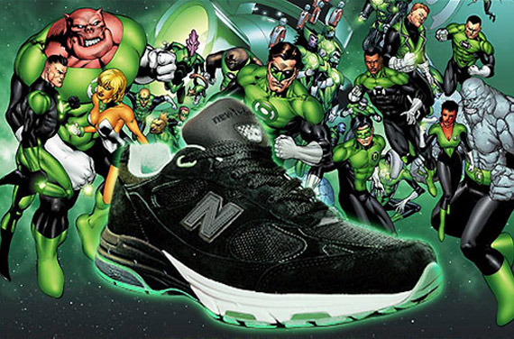 Green Lantern Lebron X For Sale