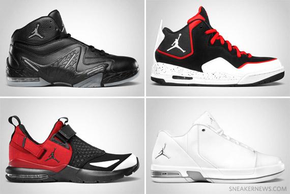3e5b8ff3ae1c Jordan Brand August 2011 Footwear Releases Update