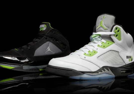 Air Jordan V + Team ISO 2 'Quai 54' – New Images