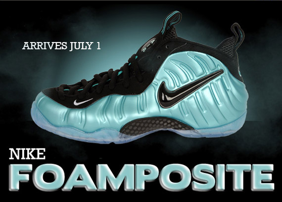 Nike Air Foamposite Pro Retro Midnight Release Footaction