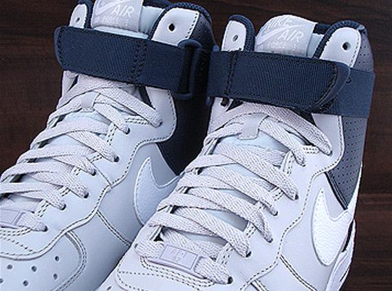 Nike Air Force 1 High Obsidian Grey White