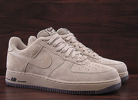 nike air force 1 low 39 07 khaki suede available on ebay. Black Bedroom Furniture Sets. Home Design Ideas