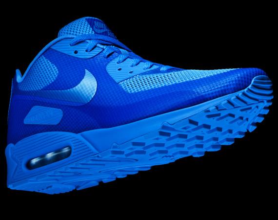 Nike Air Max 90 Hyperfuse Royal Blue