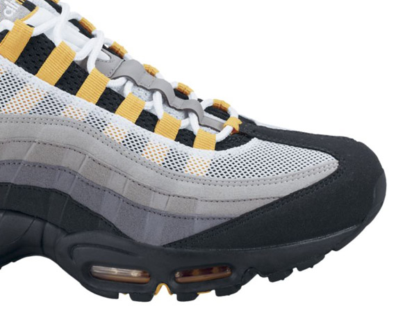 the latest 97424 eb442 Nike Air Max 95 – Neutral Grey – Varsity Maize   September 2011