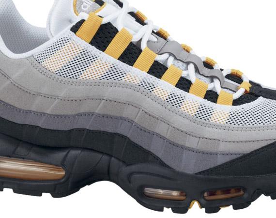 Nike Air Max 95 - Neutral Grey - Varsity Maize   September 2011 - SneakerNews.com