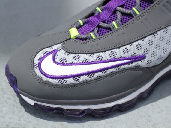 air max jr grey and purple Nike ...