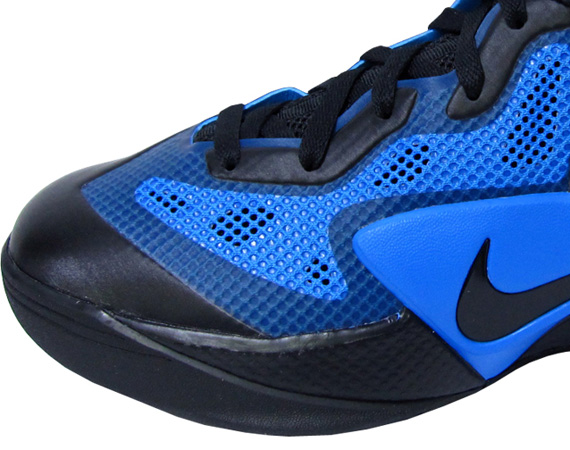 Nike Air Shox Hyperballer Black Photo Blue-Black 454154-002. show comments c44a43e31