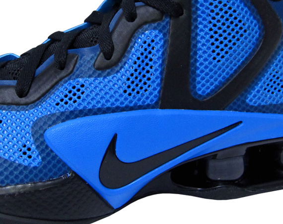Nike Air Shox Hyperballer - Black - Photo Blue - SneakerNews.com f53370a2f
