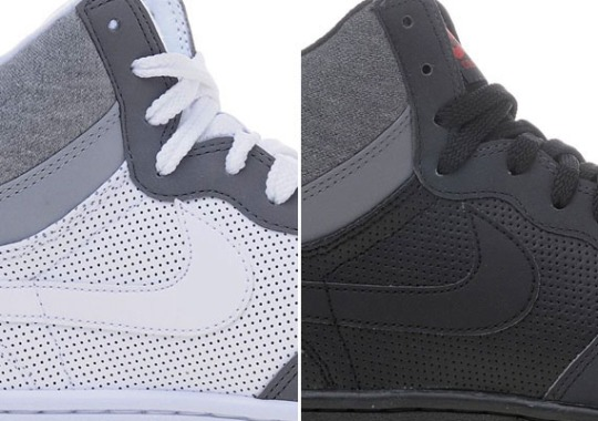 Nike Court Force High – June 2011