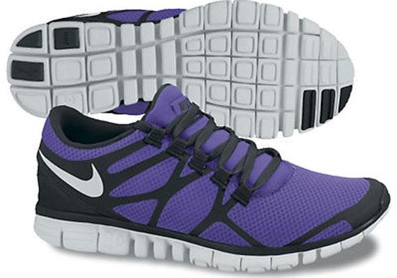 Nike Free 3.0 Lila
