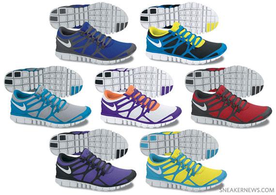meilleure sélection 617d2 ff944 Nike Free 3.0 V3 - Latest Colorways - SneakerNews.com