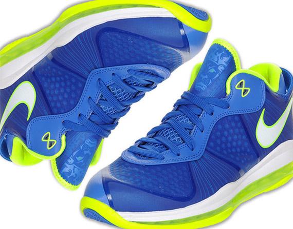 e70fcadd2064 Nike LeBron 8 V 2 Low  Sprite