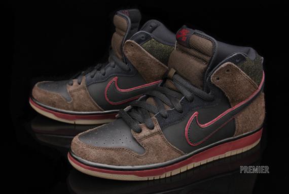 f208bc79a21b Brooklyn Projects x Nike SB Dunk High  Slayer