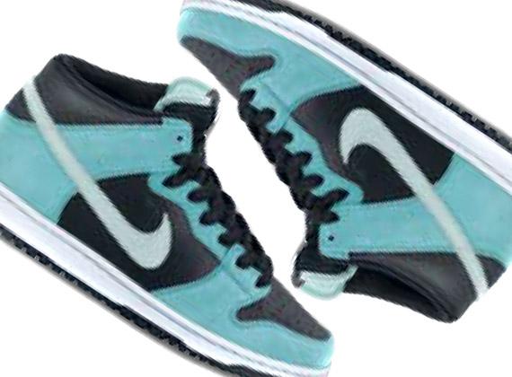 Nike SB Dunk Mid Un shoes March 2012