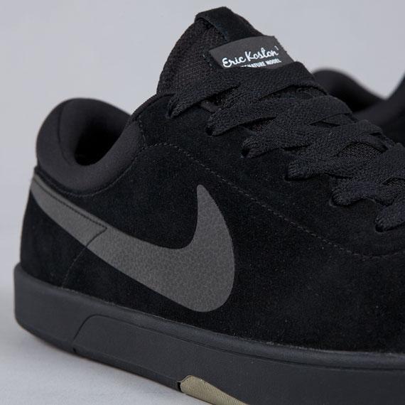 Nike Sb Eric Koston En Sort Grå drs8AY