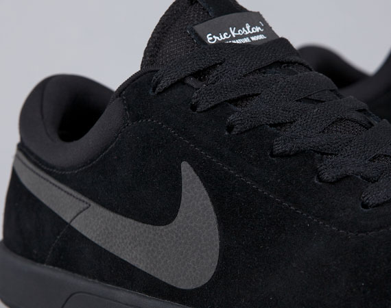 Nike Sb Shoes All Black