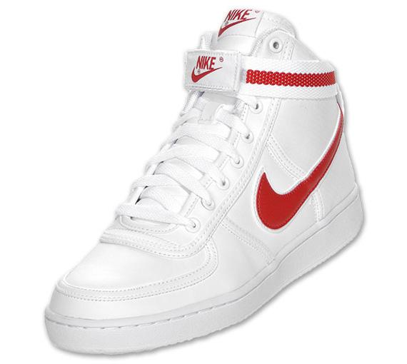 Nike Vandal High - White - Red