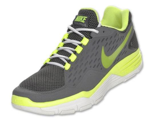 Nike Free Zilla – Dark Grey – Volt