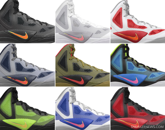 417378ea0d6a Nike Zoom Hyperfuse 2011 - July 2011 Releases - SneakerNews.com
