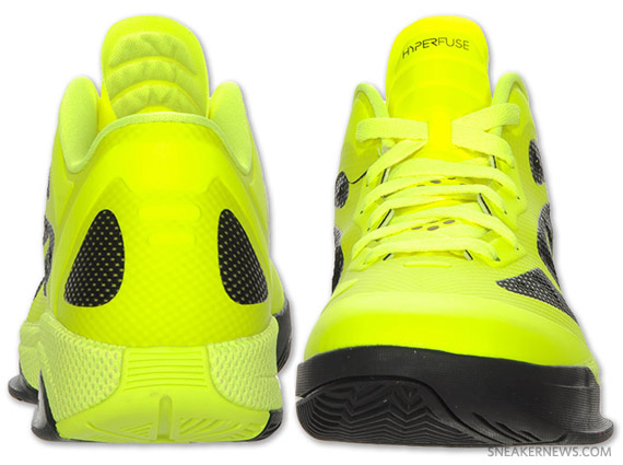 A number of Nike Zoom Hyperfuse 2011