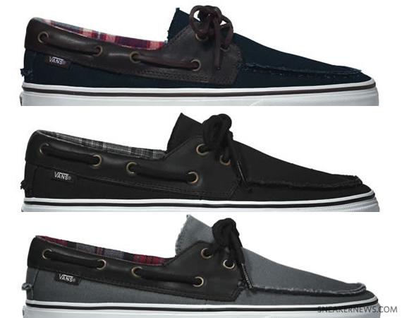 2f35e9c37b Vans Zapato Del Barco - Fall 2011 - SneakerNews.com