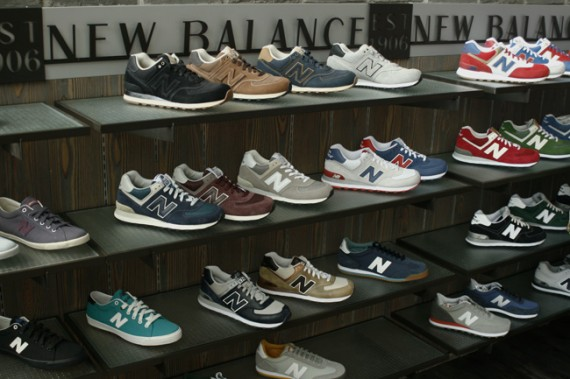 New Balance Spring/Summer 2012 Footwear Preview