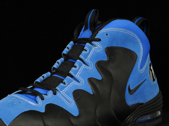new styles 2f6e1 03201 Nike Air Penny III LE – Black – Varsity Royal   Release Date