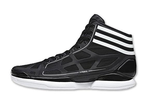 b14a1572637e1 ... adidas AdiZero Crazy Light - Black - White - SneakerNews.com ...