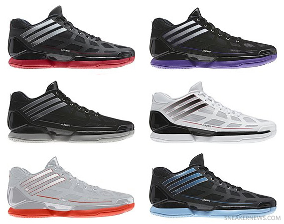 adidas rose crazy light