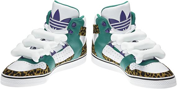 jeremy scott x adidas originals js bones