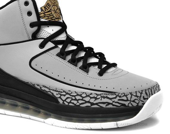 jordan 2 grey
