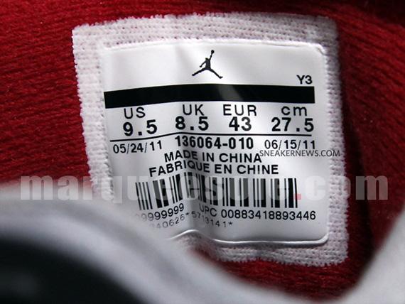 Air Jordan 3 Retro Cemento Negro 2011 De Mercedes-benz X702L