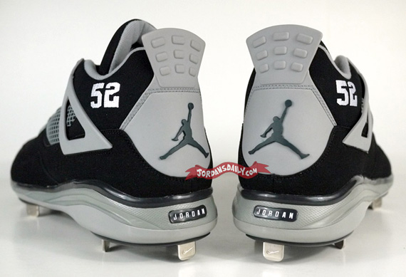 Derek Jeter's teammate and fellow Jordan Brand athlete C.C. Sabathia ...