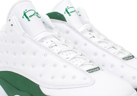 outlet store 9ac14 79bfd Air Jordan XIII Ray Allen PE – Releasing   CNCPTS