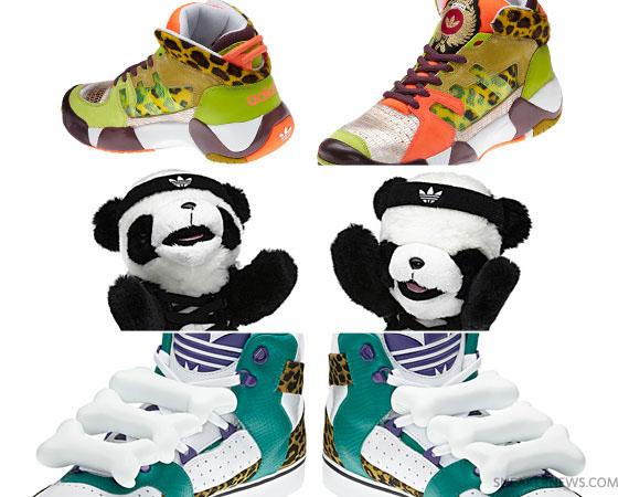 d9a65174f3a3 Jeremy Scott x adidas Originals - August 2011 Collection ...