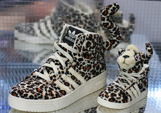 Jeremy Scott x adidas Originals JS Leopard